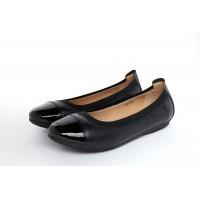 1208-1 Barani Leather Pumps/Ballet Flats