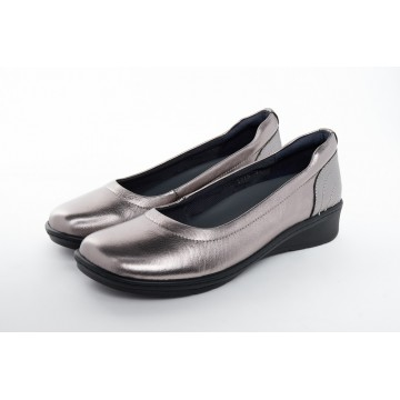 1715 Barani Basic Leather Pumps