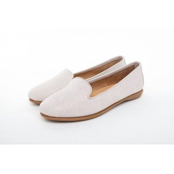 8872-56 Barani Leather Pumps/Ballet Flats