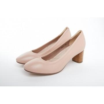 9031 Barani Classic Leather Heels (Mid)